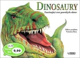 Dinosaury Fascinujúci svet pravekých obrov -