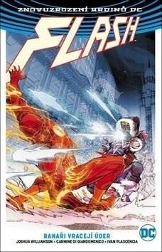 Flash 3 Ranaři vracejí úder - Joshua Williamson