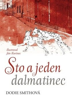 Sto a jeden dalmatinec - Dodie Smithová