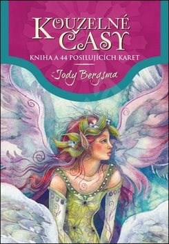 Kouzelné časy: Kniha + 44 posilujících karet - Jody Bergsma