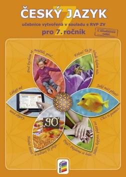 Český jazyk 7 učebnice - Jaromíra Kvačková; Lucie Jindrová; Antonie Laicmanová