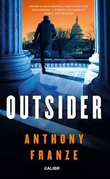Outsider - Anthony Franze