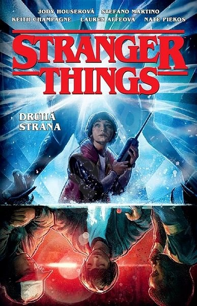 Stranger Things: Druhá strana -