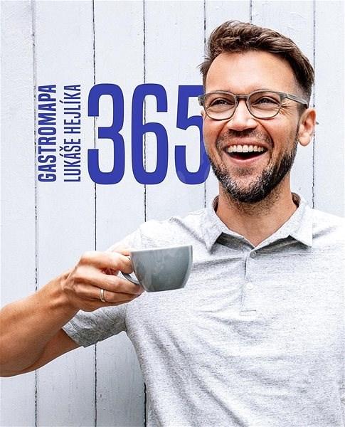 365 Gastromapa Lukáše Hejlíka - Lukáš Hejlík