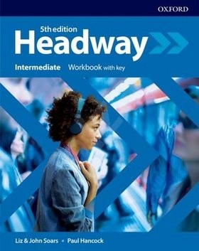 New Headway Fifth Edition Intermediate Workbook with Answer Key -