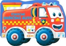 Statečné hasičské auto -