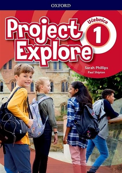 Project Explore 1 Student's book CZ -