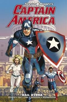 Captain America Steve Rogers Hail Hydra - Nick Spencer; Jesus Saiz