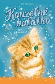 Kouzelné koťátko Letní dobrodružství - Sue Bentleyová