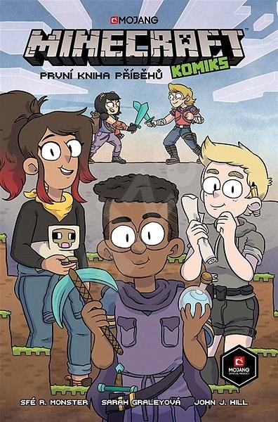 Minecraft: První kniha příběhů - Sarah Graley