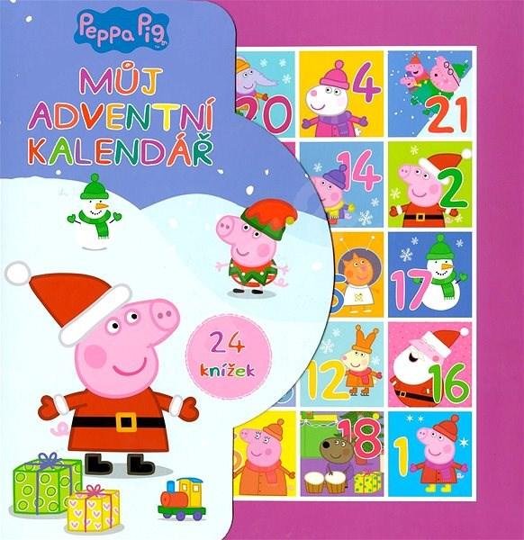 Peppa Pig Můj adventní kalendář -