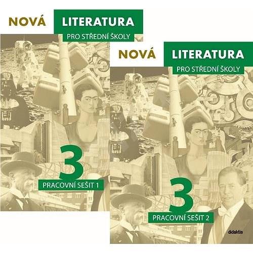 Nová literatura pro střední školy 3 Pracovní sešit (dvě části) -