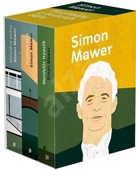 Simon Mawer 1-3: Pražské jaro, Skleněný pokoj, Mendelův trpaslík - Simon Mawer