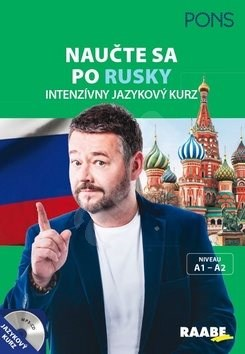 Naučte sa po rusky: Intenzívny jazykový kurz, A1 - A2 - Robert Hammel; Leoni Rohr
