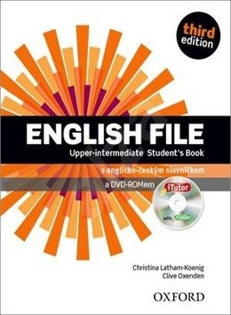 English File Third Edition Upper Intermediate Student's Book (Czech Edition) -