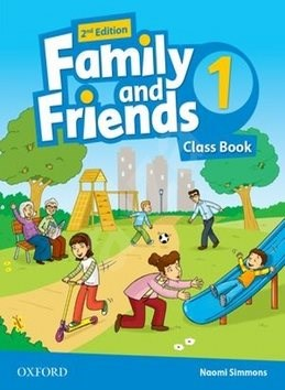 Family and Friends 2nd Edition 1 Course Book -