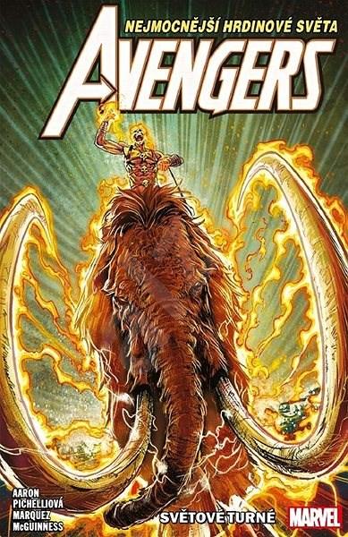Avengers 2: Světové turné - Jason Aaron