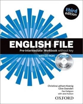 English File Third Edition Pre-intermediate Workbook Without Answer Key -