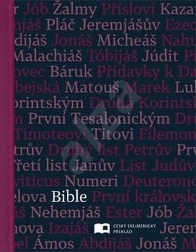 Bible: Český ekumenický překlad s DT -