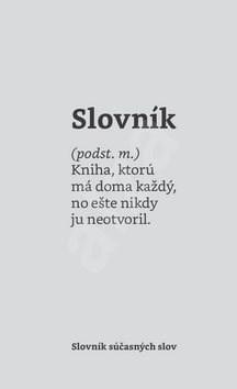 Slovník súčasných slov -