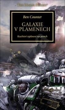 Galaxie v plamenech: Warhammer 40 000 - Ben Counter