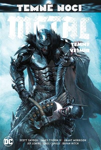Temné noci - Metal 3: Temný vesmír - Scott Snyder