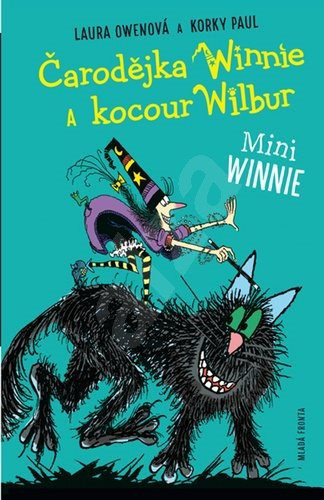 Čarodějka Winnie a kocour Wilbur: Mini Winnie - Laura Owen; Korky Paul