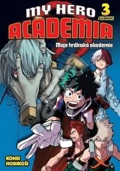 My Hero Academia 3 Moje hrdinská akademie: All Might - Kōhei Horikoshi