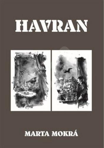 Havran - Marta Mokrá