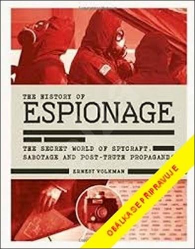 Historie špionáže - Ernest Volkman