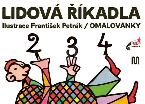 Lidová říkadla - František Petrák
