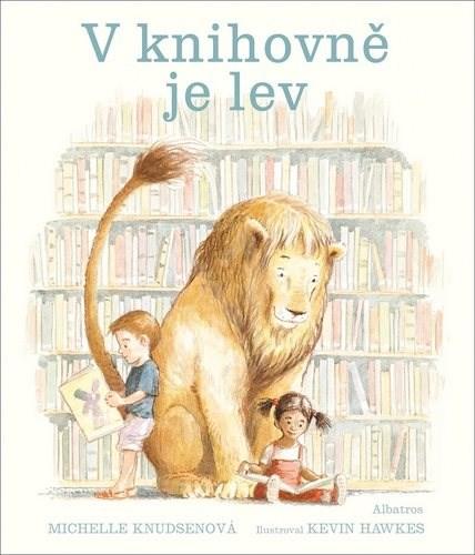 V knihovně je lev - Michelle Knudsenová