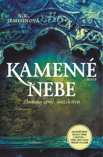 Kamenné nebe - N.K. Jemisinová