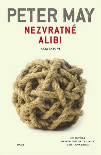 Nezvratné alibi - Peter May