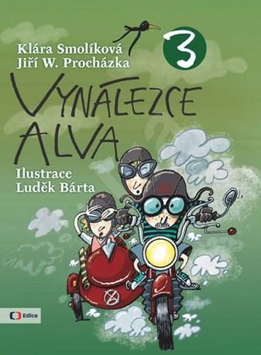 Vynálezce Alva 3 - Klára Smolíková; Jiří W. Procházka
