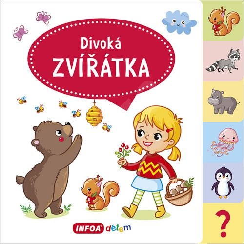 Divoká zvířátka - Jana Navrátilová