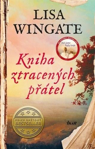 Kniha ztracených přátel - Lisa Wingate