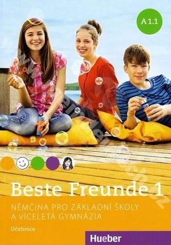 Beste Freunde 1 (A1/1) Učebnice: Němčina pro základní školy a víceletá gymnázia -