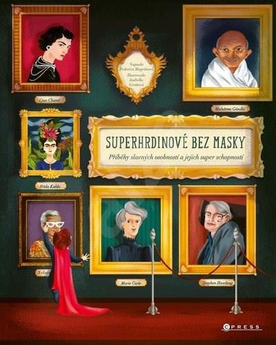 Superhrdinové bez masky - Federica Magrinová