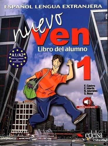Ven nuevo 1 učebnice - Francisca Castro