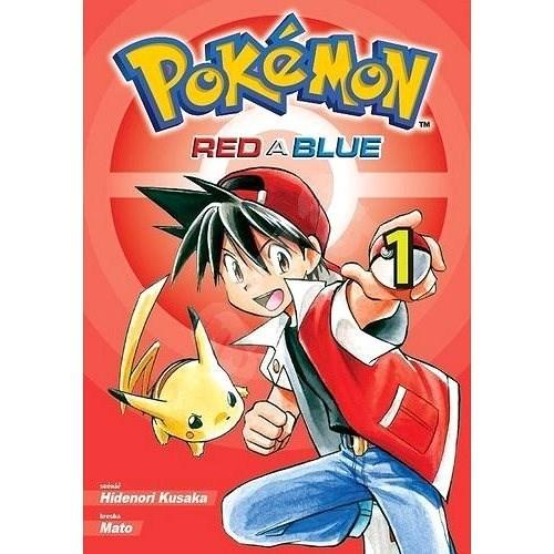 Pokémon Red a Blue 1 - Hidenori Kusaka