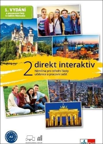 Direkt interaktiv 2 (A2): Učebnice a pracovní sešit -
