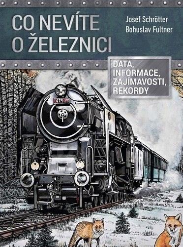 Co nevíte o železnici - Josef Schrötter