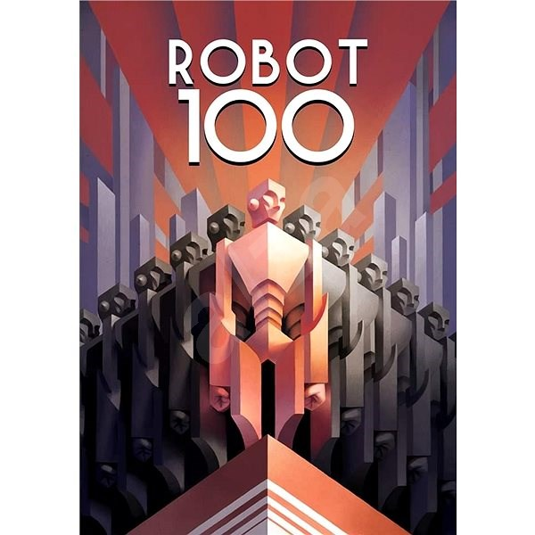 ROBOT100 - Ben Aaronovitch; Chaim Cigan; Emil Hakl