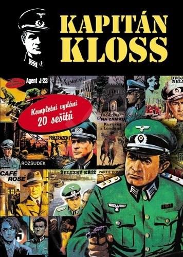 Kapitán Kloss: Kompletní vydání 20 sešitů - Andrzej Szypulski; Zbigniew Safian