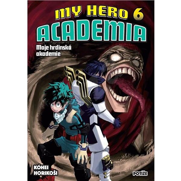 My Hero Academia 6 Moje hrdinská akademie - Kóhei Horikoši
