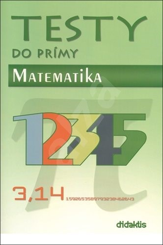 Testy do prímy Matematika -