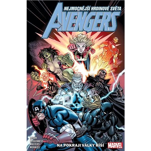 Avengers 4: Na pokraji války říší - Jason Aaron