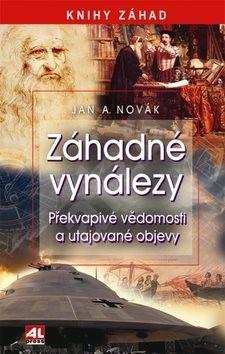 Záhadné vynálezy: Knihy záhad - Jan A. Novák