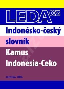 Indonésko-český slovník -